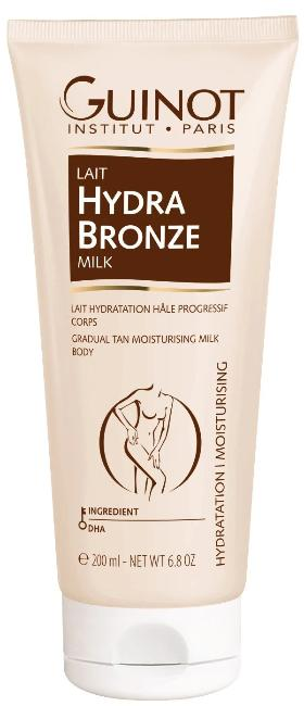 Guinot Hydra Bronze Moisturizing Body  Lotion