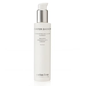 Swiss Line Water Shock Comforting Emulsion Cleanser Face & Eyes