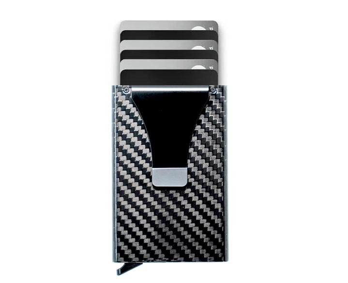 The 3K Luxx Wallet - by Carbon Luxx - (REAL 3k Carbon Fiber)