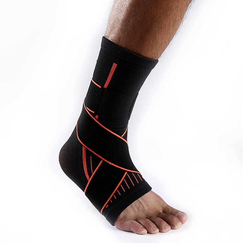 Ankle Guard Foot Strap