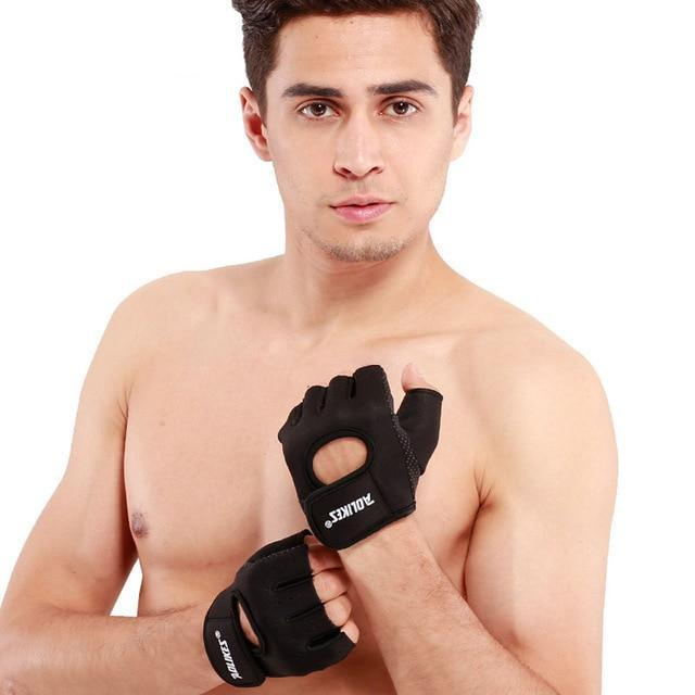 Fitness Exercise Training Gloves