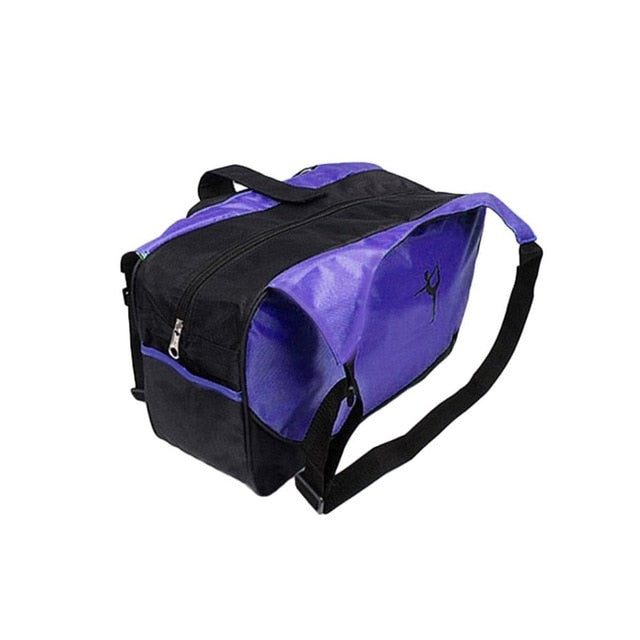 Yoga Fitness Bag Waterproof Oxford ClothTraining Shoulder Crossbody Sport Bag For Women Fitness Travel Duffel Clothes Gym Bags