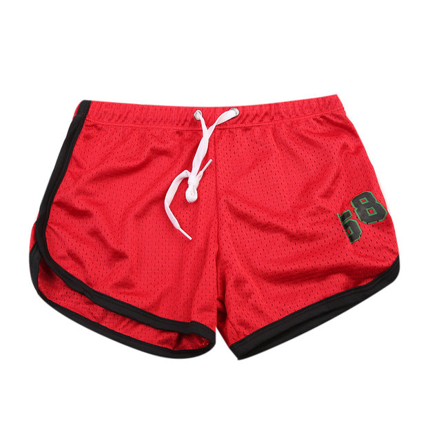 Men Fitness Shorts Pants