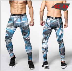 Joggers Men Compression Pants