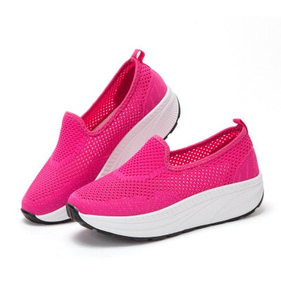 Female Lazy Slimming Shoes