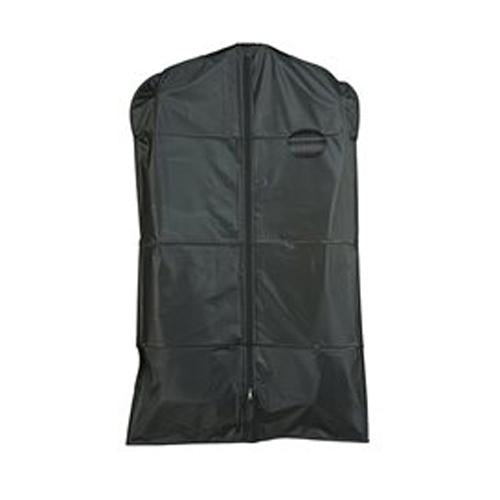 "Garment Bag with Zipper 40"" - Black"