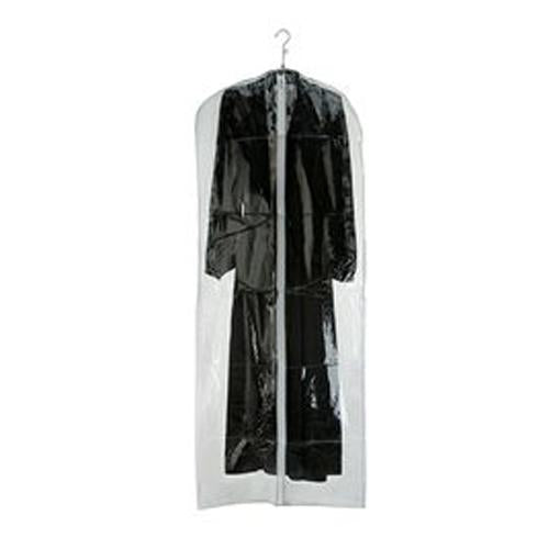 Garment Bag with Zipper 60'' - Clear