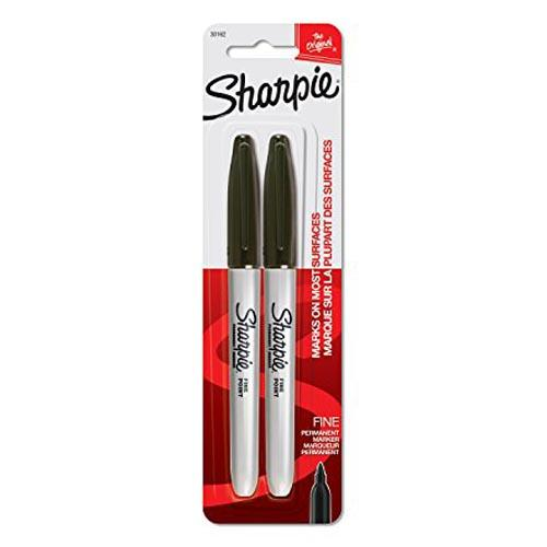 Sharpie Fine Point Marker - Black