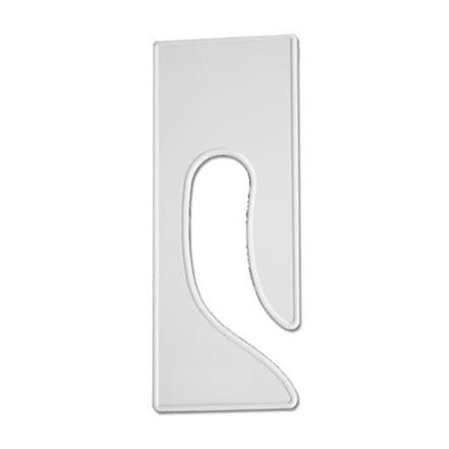 Rack Dividers, Rectangle  - White
