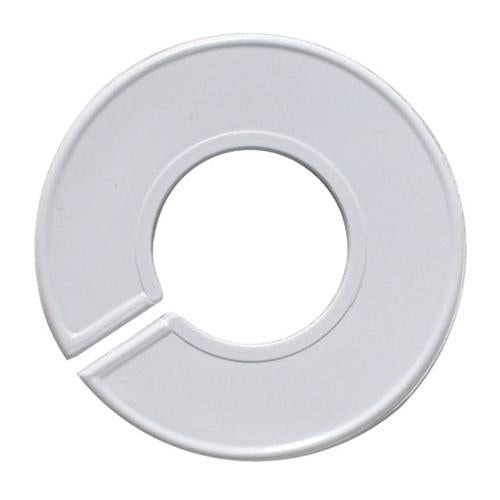 Rack Dividers, Round, Large Hole - White