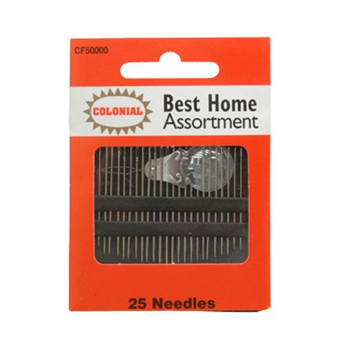 Needles, Assorted Repair
