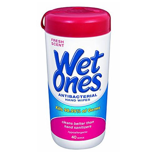 Wet Ones Canister - Red Original