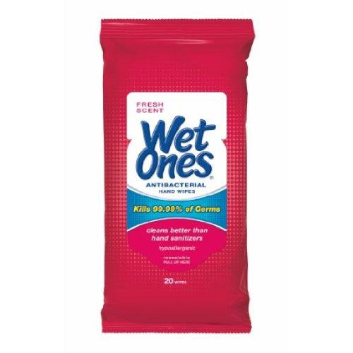Wet Ones Travel Pack - Red Original