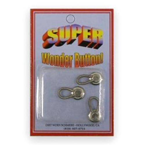 Super Wonder Button! Collar Extenders