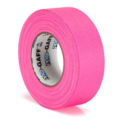 "Cloth Gaff Tape 2"" - Fluorescent Pink"