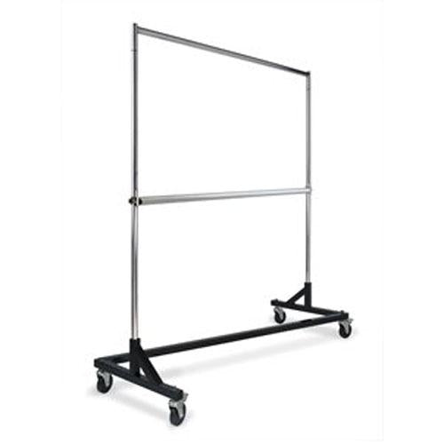 Z Rack Add On Bar - Chrome