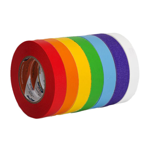 Paper Marking Tapes 1""