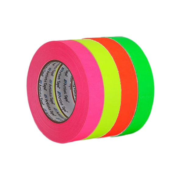 "Paper Marking Tapes 1"" - Fluorescent"