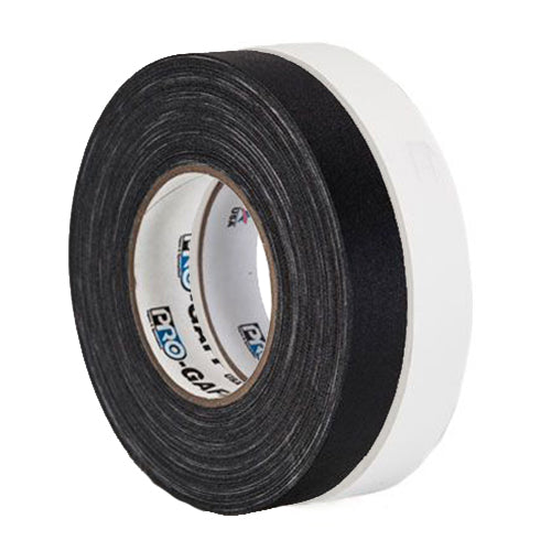 "Cloth Gaffer's Tape 1"" - Black & White"