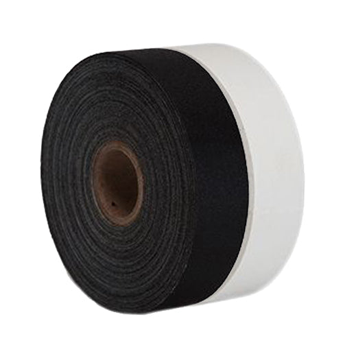 "Cloth Gaffer's Tape, Small Core 1"" - Black & White"