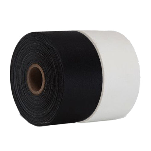 "Cloth Gaffer's Tape, Small Core 2"" - Black & White"
