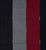 Radio Jamdani Handspun Handloom Fabric- Black, Red, Grey