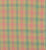 Natural Dyed Multicolor Checks Cotton Handloom Fabric - Mustard