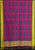 Big Check Kuppadam Cotton and Silk Handloom Dupatta - Pink