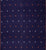 Star Jamdani Handspun Handloom Fabric - Blue