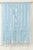 Twills Dobby Cotton Handloom Stole- Blue