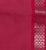 Golden Gate Dobby Border Cotton Handloom Fabric - Pink and Rani Pink