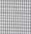 Small Checks 5/5 Cotton Handloom Fabric - Charcoal Grey and White