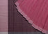 Asymmetric Checks Cotton Handloom Saree - Red
