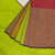 M06-Striped Multicoloured Saree, Jamdani Textile