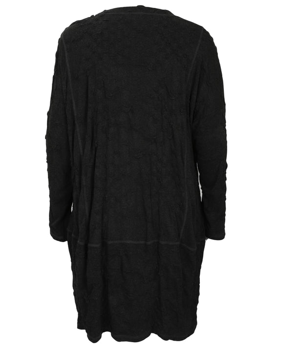 toni T. by Toni Plus Long Sleeve Bubble Knit Dress