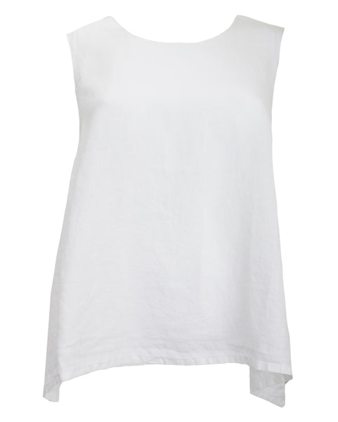 Bryn Walker Light Linen Huxley Tank