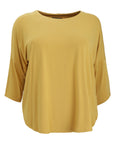toni T by Toni Plus Jersey Oversize Dolman Sleeve Top