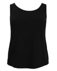 toni T by Toni Plus Bamboo Viscose Fitted Tank