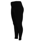 C'est Moi Bamboo Full Length High Waisted Legging