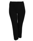 Joseph Ribkoff Slim Leg Pull-On Pant in Black