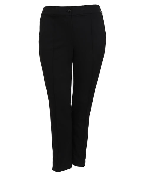 Samoon Cropped Ponte Lucy Pant