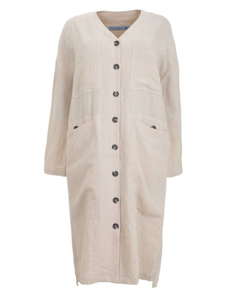 Ayrtight Pearth Linen Duster
