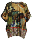 toni T by Toni Plus Tunic Coverup