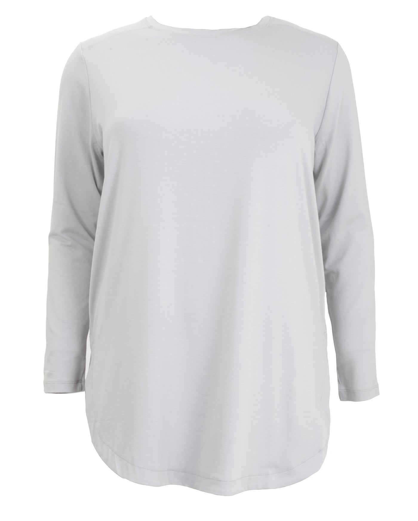 Ayrtight Royce Core Crew Long Sleeve Top in Vapor