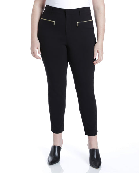 Michael Kors Skinny Zip Pocket Pant