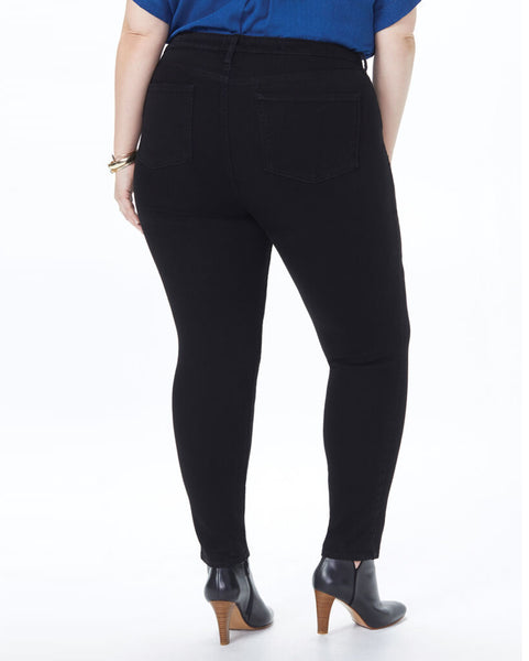 NYDJ Ami Skinny Jean in Black