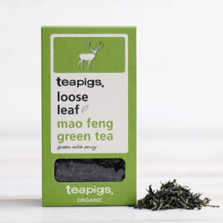 Green Tea (Mao Feng) - Loose Leaf