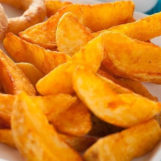Frozen Spicy Wedges
