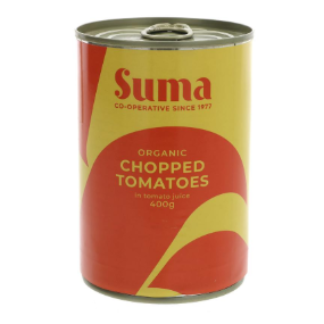 Chopped tomatoes - Tinned