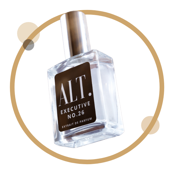 ALT. Executive No.26 Inspired by Creed's Aventus